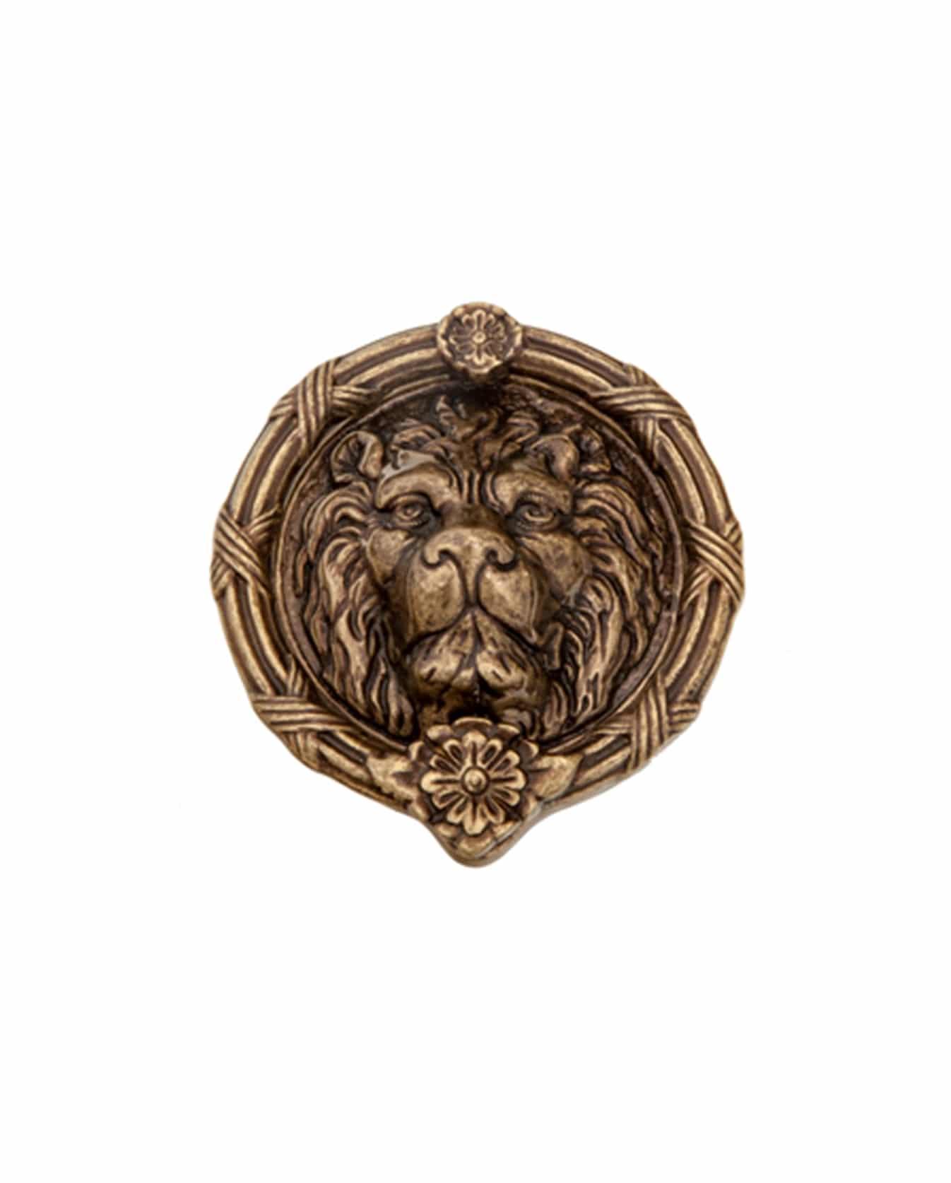 Br Lion S Head Door Knocker 8 101