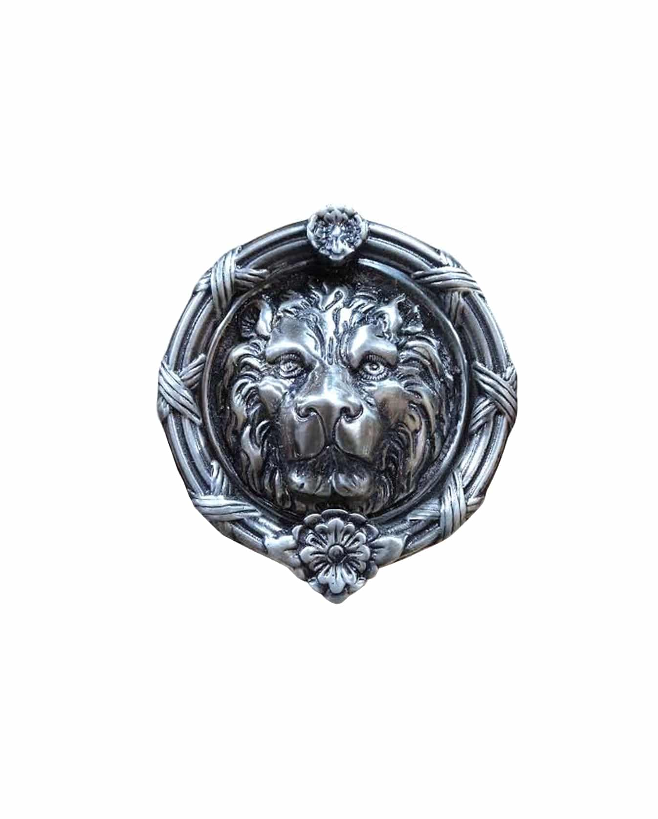 Brass Lion S Head Door Knocker 8 Pewter 102 Prima Decorative Hardware