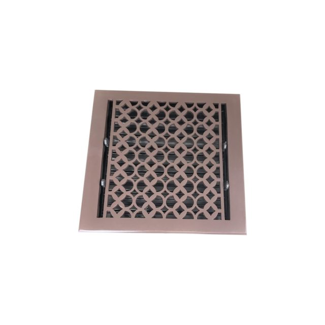 Cast-Aluminum-Floor-Register-10-x-10-VR-100_Brown