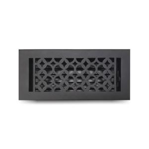 Cast-Aluminum-Floor-Register-4-X-10-VR-100_Black_410FRCA-BLK_1-1