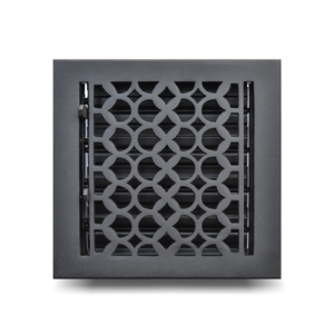 Cast-Aluminum-Floor-Register-8-x-8-VR-100_Black_88FRCA-BLK