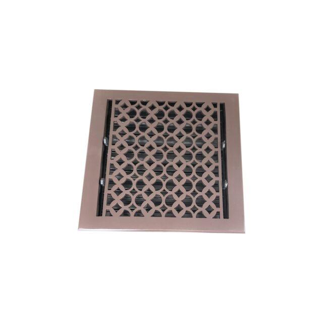 Cast-Iron-Floor-Register-10-x-10-VR-100_Brown