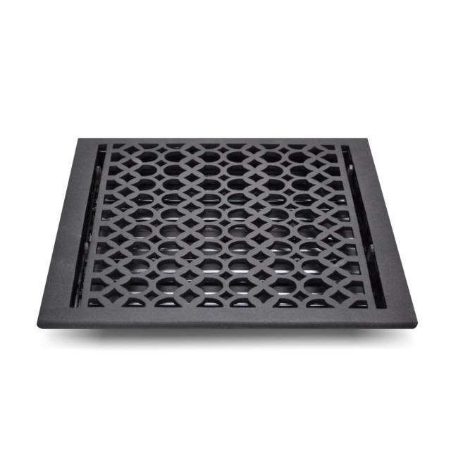 Cast-Iron-Floor-Register-14-x-14-VR-100_Black