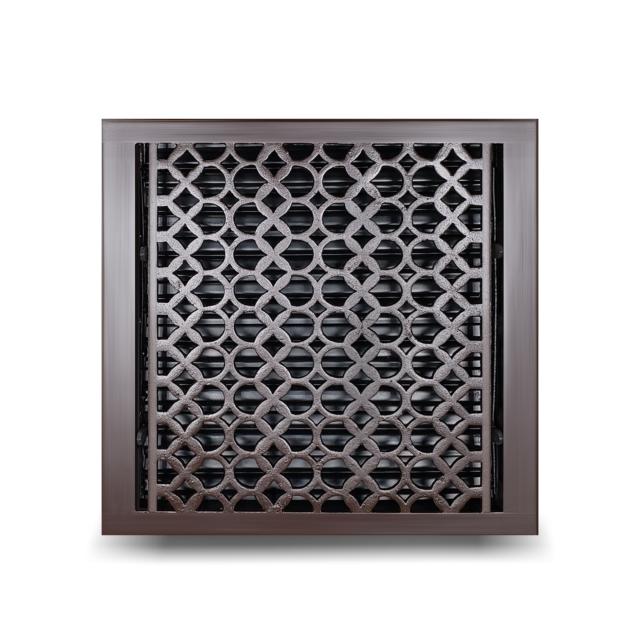 Cast-Iron-Floor-Register-14-x-14-VR-100_Brown_1414FRCI-BRW