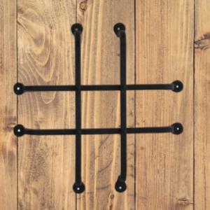 Gate-Speakeasy-Grille-Iron-Single-Square-Design-106