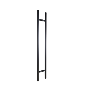 Door-Pull-Handle-Round-H-Type-48-Black_DPRD48BLK