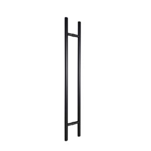 Door-Pull-Handle-Round-H-Type-60-Black_DPRD60BLK