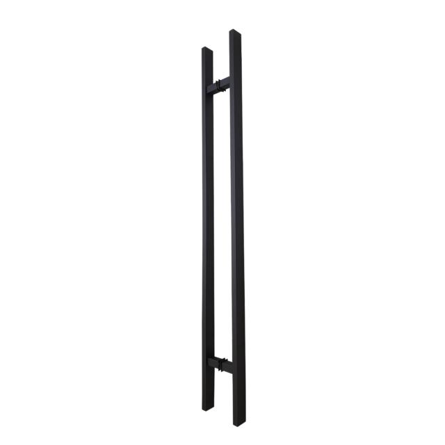 Door-Pull-Handle-Rectangle-H-Type-–-72-Black.