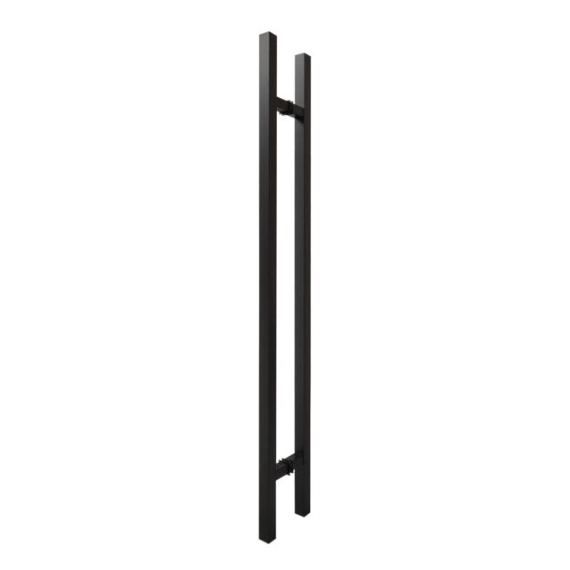 Door-Pull-Handle-Square-H-Type-48-Black_DP-SQ-48-BLK