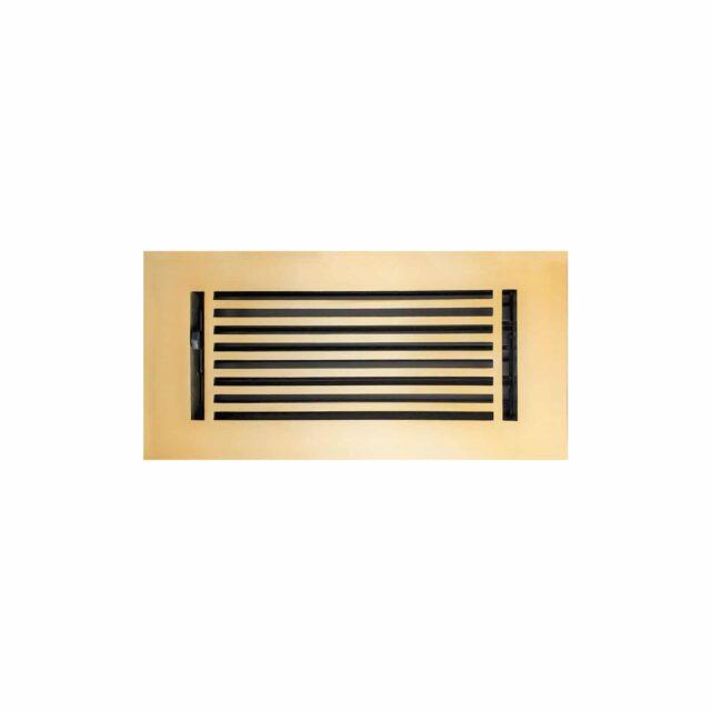 Cast-Aluminum-Floor-Register-4-X-10-VR-109-Brushed-Gold-2