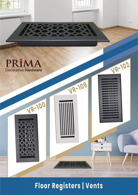 Floor Registers image -PDH